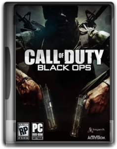 Call of Duty Black Ops - Multiplayer Only  (Alpha) [Nemexis] (2010) РС  Rip by X-NET