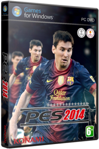 Pro Evolution Soccer 2014 [1.4] (2013) PC | RePack by Alexey Boomburum