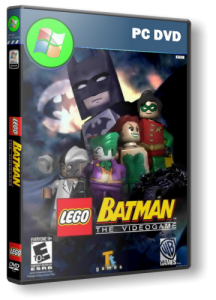 LEGO Batman: The Video Game (2008) PC | Лицензия