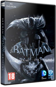 Batman: Arkham Origins [Update 10 + DLC] (2013) PC | Steam-Rip