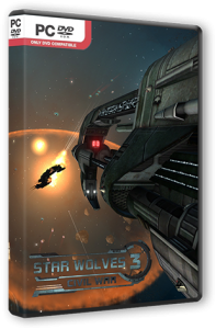 Star Wolves 3: Civil War (2010) PC | Steam-Rip