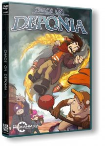 Chaos on Deponia (2012) PC | RePack