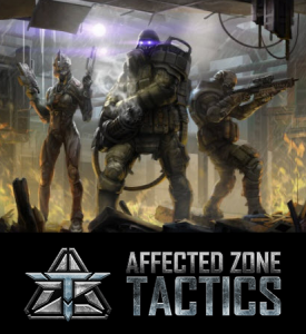 Affected Zone Tactics [v.1.0] (2014) PC