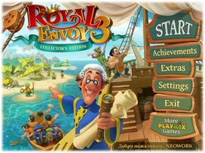 Royal Envoy 3: Collector's Edition (2014) PC
