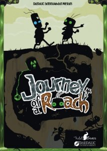 Journey of a Roach (2013) PC | Лицензия