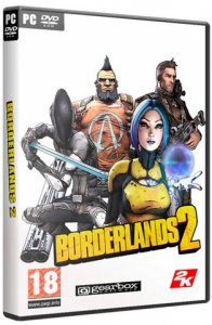 Borderlands 2 [v1.8.0 + 47 DLC] (2012) PC | RePack by Mizantrop1337