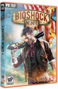 BioShock Infinite [v 1.1.25.5165 + DLC] (2013) PC | Steam-Rip