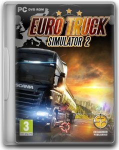 Euro Truck Simulator 2 [v.1.9.24.1s] (2013) PC