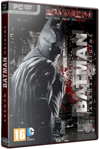 Batman: Arkham Origins [Update 12 + 8 DLC] (2013) PC | Rip