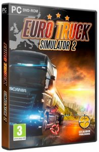 Euro Truck Simulator 2 [v 1.10.1s + 8 DLC] (2013) PC | Steam-Rip