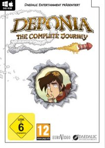 Deponia - The Complete Journey (2014) PC | Лицензия