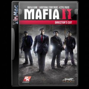 DM Мафия 2 / Mafia II Enhanced Edition (2010) MAC