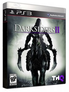 Darksiders 2: Death Lives (2012) PS3