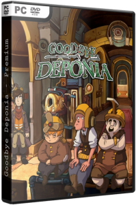 Goodbye Deponia (2013) PC | Лицензия