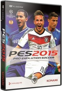 PES 2015 / Pro Evolution Soccer 2015 (2014) PC | RePack от R.G. REVOLUTiON