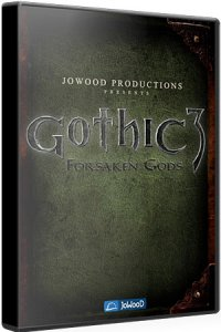 Gothic 3: Forsaken Gods - Enhanced Edition (2008) PC | RePack от R.G. Catalyst