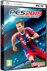 PES 2015 / Pro Evolution Soccer 2015 (2014) PC | RePack от R.G. Catalyst