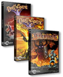 DeathSpank: Trilogy (2010-2011) PC | RePack от R.G. Механики