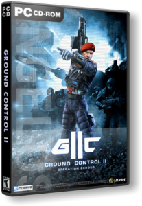 Ground Control 2: Operation Exodus (2004) PC | RePack