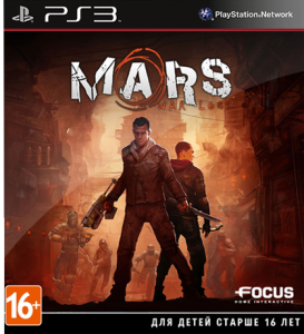 Mars: War Logs (2013) PS3 | RePack