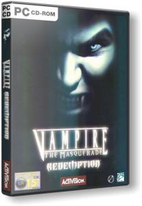 Vampire: The Masquerade Redemption (2000) PC | RePack от R.G. ReCoding
