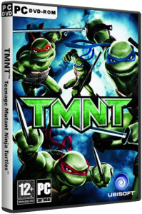 Черепашки ниндзя / Teenage Mutant Ninja Turtles: The Video Game (2007) PC | RePack от Yaroslav98