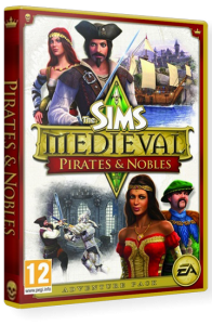 The Sims Medieval: Gold Edition (2010-2011) PC | Repack от Fenixx
