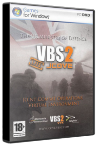 Virtual Battle Space 2.JCOVE Lite (2010) PC | Repack от Fenixx