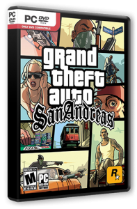 GTA / Grand Theft Auto: San Andreas (2005) PC | Steam-Rip от R.G. Steamgames