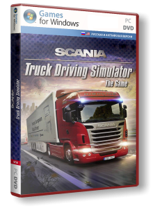 Scania Truck Driving Simulator: The Game (2012) PC | RePack от Fenixx