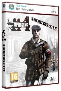 Uprising 44.The Silent Shadows (2012) PC | RePack от Fenixx