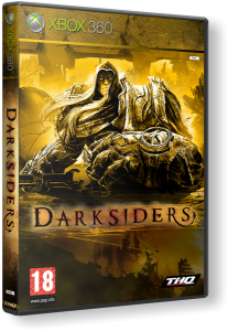 Darksiders: Wrath of War (2010) XBOX360