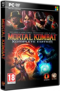 Mortal Kombat Komplete Edition (2013) PC | Repack от xatab