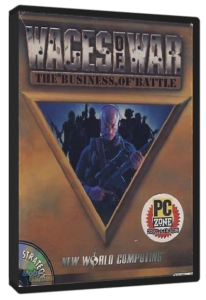 Wages of War: The Business of Battle (1996) PC | RePack от Pilotus