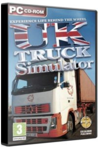 UK Truck Simulator (2010) PC | RePack от R.G.Spieler