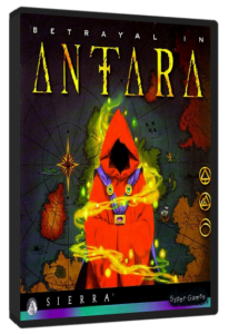 Betrayal in Antara (1997) PC | RePack от Pilotus