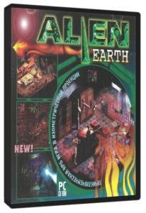 Alien Earth (1997) PC | RePack от Pilotus