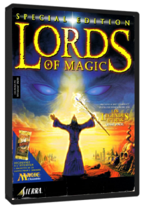 Владыки магии / Lord of Magic (1997) PC | RePack от Pilotus