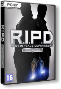 R.I.P.D. The Game (2013) PC | Repack от Black Beard