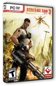 Крутой Сэм 3: BFE / Serious Sam 3: BFE (2011) PC | RePack от R.G. Steamgames