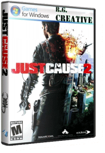 Just Cause 2 - Immortal 3 (2012) PC | RePack от R.G.Creative