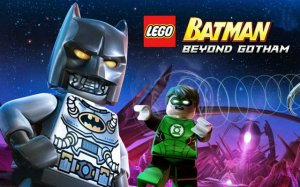 LEGO Batman: Покидая Готэм / LEGO Batman: Beyond Gotham (2015) Android
