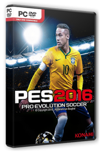 PES 2016 / Pro Evolution Soccer 2016 (2015) PC | Steam-Rip от R.G. Steamgames