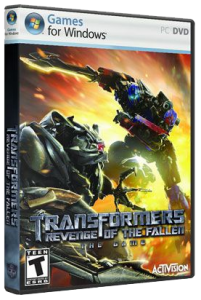 Трансформеры 2 : Месть падших / Transformers 2 : Revenge of the Fallen (2009) PC | Lossless RePack от Spieler