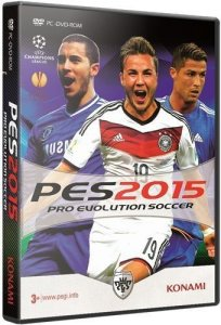 PES 2015 / Pro Evolution Soccer 2015 (2014) PC | RePack by Mizantrop1337