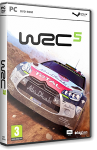 WRC 5: FIA World Rally Championship (2015) PC | RePack от FitGirl