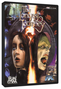 The Longest Journey (1999) PC | Repack от 2ndra