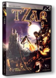 Огнём и мечом / Tzar: The Burden of the Crown (1999) PC | Лицензия