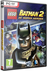 LEGO Batman 2: DC Super Heroes (2012) PC | RePack от VANSIK
