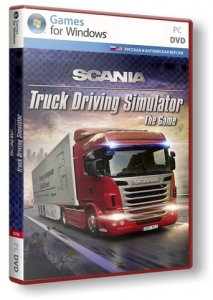 Scania Truck Driving Simulator: The Game (2012) PC | Лицензия